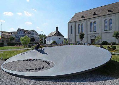 Gemeinschaftsgrab, Bütschwil