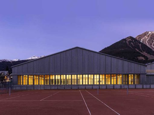 Sportarena Klosters, Serneus