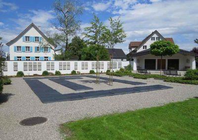 Umgestaltung Friedhof, Roggwil