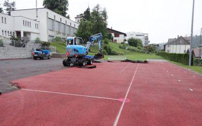 Sportplatz sanieren – planen Sie frühzeitig