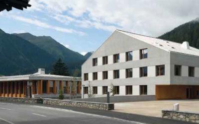 Schulanlage Klosters-Serneus: Eröffnungsfest am 21. September 2019