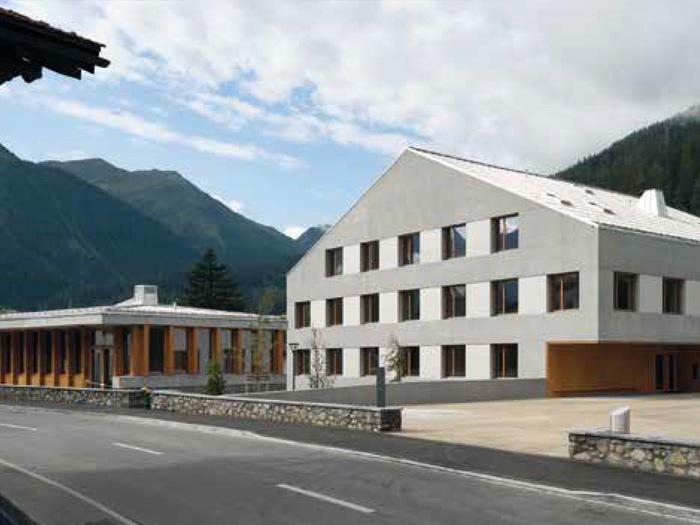 Schulanlage Klosters