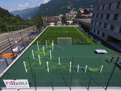 SCHULRAUMSCHAFFUNG (SRS) | Klosters-Serneus