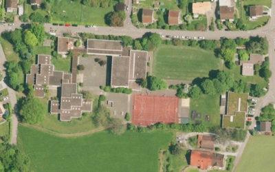 Schulanlage Schollenholz – Spatenstich