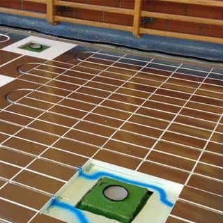 Turnhallenboden Sanierung mit Faessler Freiraumplanung