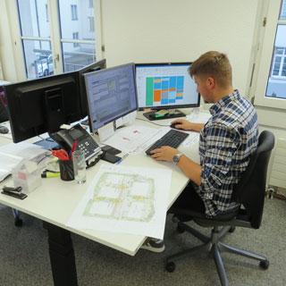 Zeichner EFZ Fachrichtung Landschaftsarchitektur - Mach eine Lehre bei Fässler Freiraumplanung