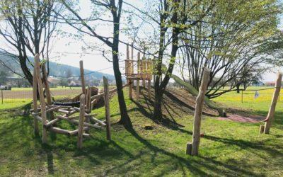 Spielplatz bauen lassen durch Fässler Freiraumplanung bringt Vorteile