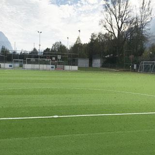 Sportstättenplanung mit Kunstrasen